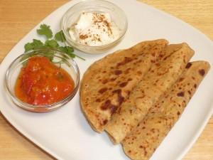 Paneer Paratha (Cheese Paratha)