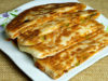 Pizza Paratha (Stuffed Vegetable Cheese Paratha)
