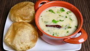Potato Soup (Aloo Ki Kadhi)