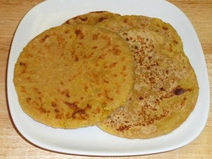 Puran Poli - Sweet Flatbread