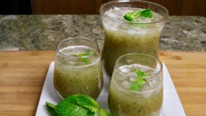 Aam ka Panna (Raw Mango Drink)