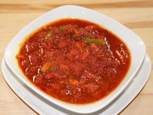 Rhubarb Chutney (Relish, Pickle)