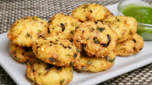 Rice and Potato Cutlets