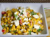 Spicy Corn, Corn Salad, (Tasty Snack)