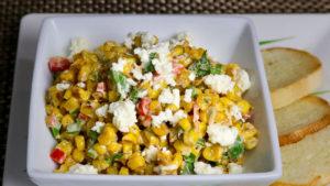 Spicy Corn, Corn Salad, (Tasty Snack)
