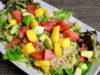 Spring Quinoa Fruit Salad