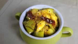 Aam Ki Launji, Sweet And Sour Mango Chutney