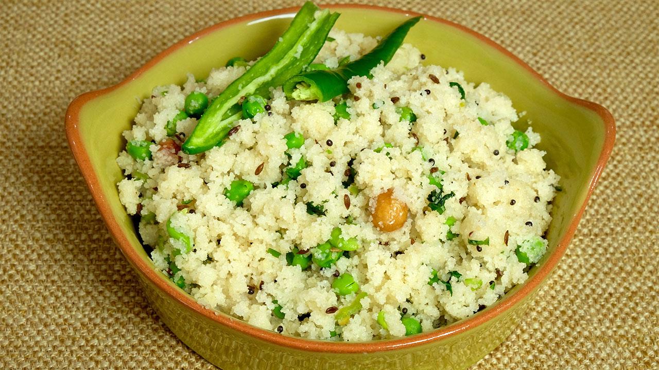 Upma Sooji (Cream of Wheat)