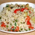 Vegetable Rice (Pulav)