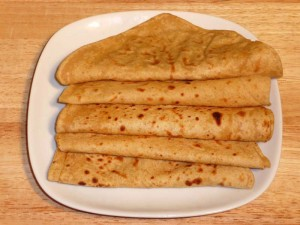 Whole Wheat Paratha Recipe by Manjula